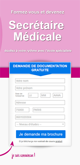 exemple planning secretaire medicale
